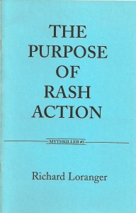 Rash Action - front