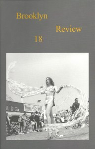 Brooklyn Review 18 - Front Cover