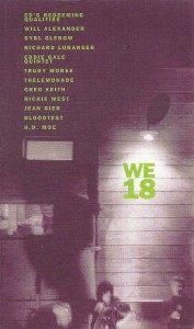 We 18 - vhs cover