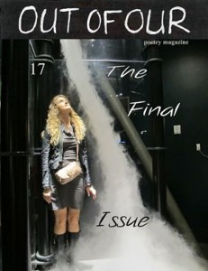 Out of Our issue 17 cover