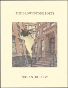 Brownstone Poets Anthology cover 2015