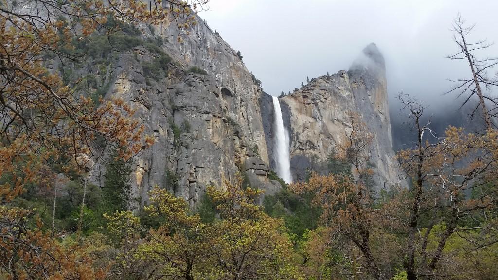 Bridle Veil Falls, Yosemity