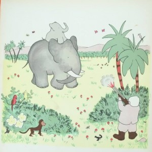 Babar in Exile #6