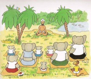 Babar in Exile #8