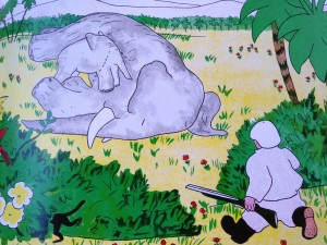 Babar in Exile #9