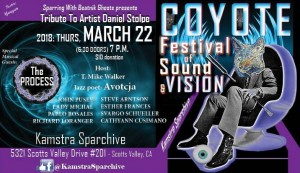 Coyote Festival flyer 2