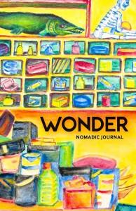 Nomadic Journal - Wonder cover
